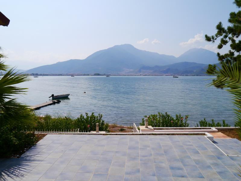 Fethiye - View from Terrace - Villa Margarita, Sovalye Island - Privacy in the sun - Fethiye - rentals