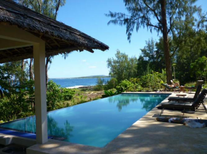 Stunning Pool - 2 Amazing Waterfront Villas - Efate - rentals