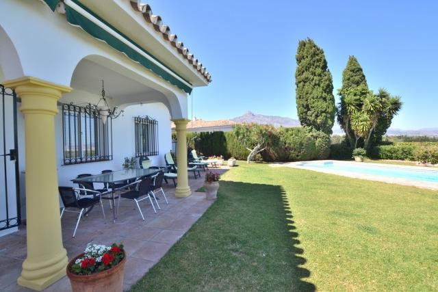 Villa Terrance 31241 - Image 1 - Marbella - rentals