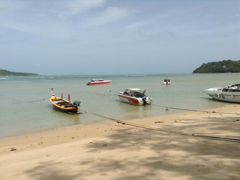 Luxury 2 Bedroom, 2 Bathroom Apt. Over looking Andaman Sea. - Image 1 - Rawai - rentals