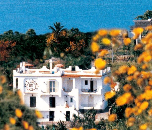 View from Barano - Residence Di Meglio  - Ischia Apartments  near Maronti beach - Ischia - rentals