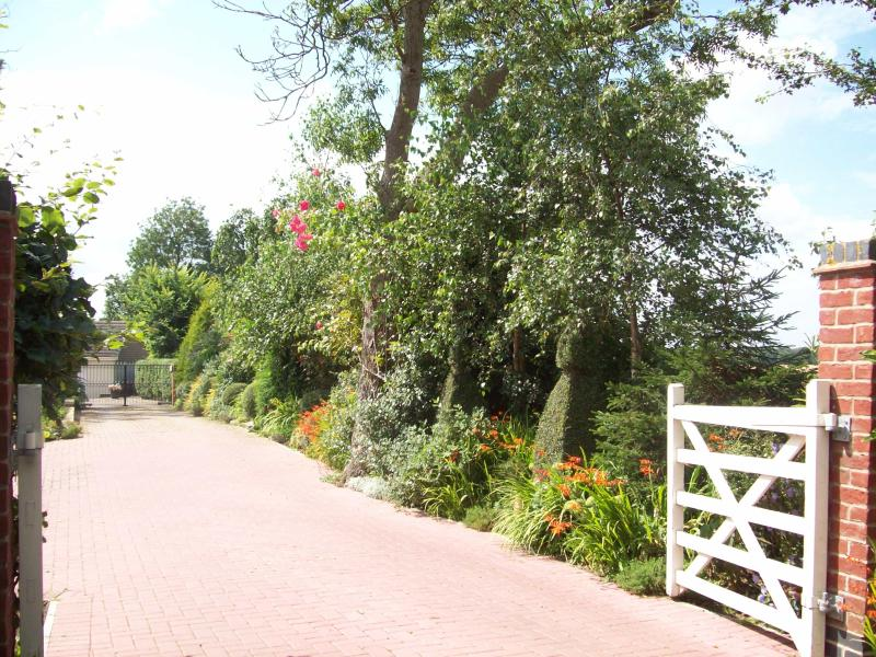 Entrance to Woody Lodge - Woody Lodge B&B - Leicestershire - rentals