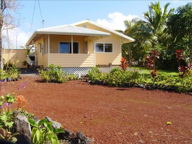 $73 a Night for a Week Stay-Kehena Beach Getaway-Ocean View Home - Image 1 - Pahoa - rentals
