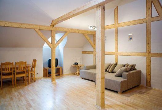Living room - Duplex In Old Town 3 - Tallinn - rentals