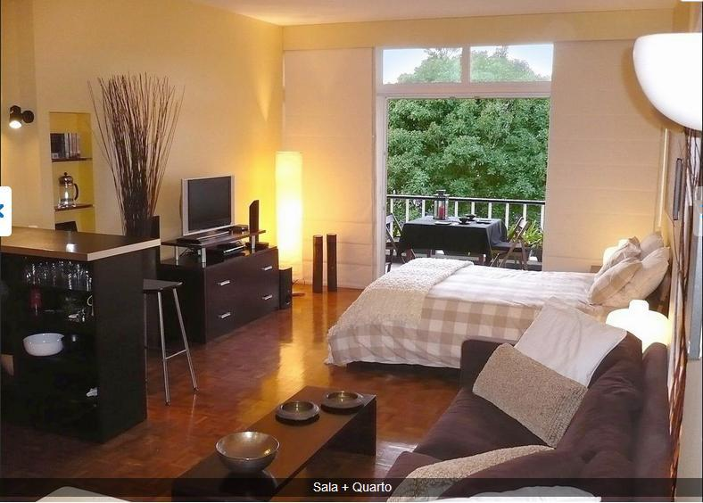 Living Room - STUDIO ESTORIL - WITH SEA & GARDEN VIEWS - Estoril - rentals