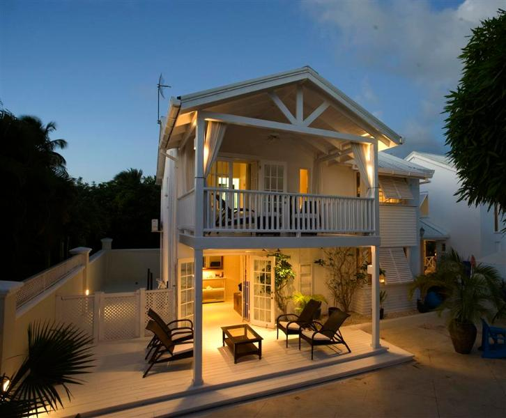 Entrance Hot - **Luxury Townhouse** St James, Barbados West Coast - Porters - rentals