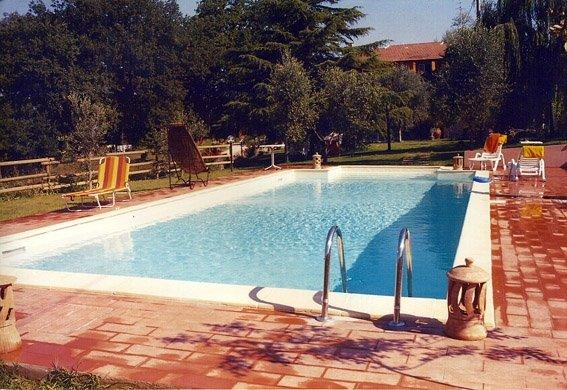 Swimming Pool 5x12 in garden 2000mq - Villa in the garden 2000mq with swimming pool 5x12 - Giove - rentals