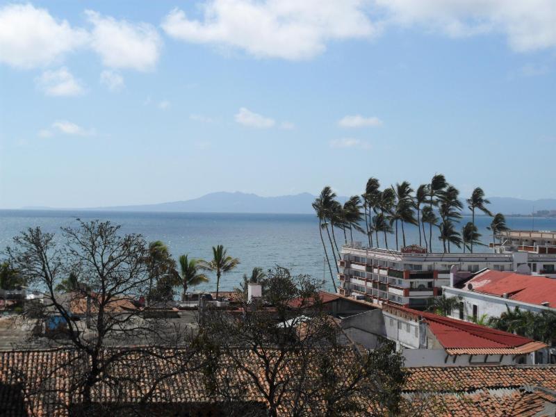Vista desde Terraza - View from Terrace - Ocean View 2 Bedroom Apartment - Puerto Vallarta - rentals