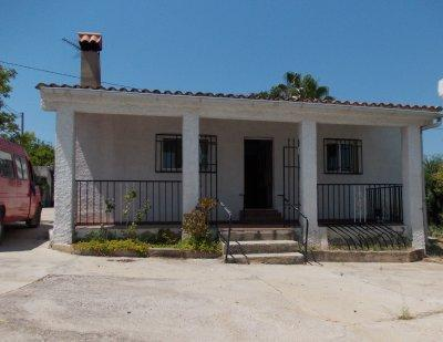 Facade - Villa Turis in Valencia - Turis - rentals
