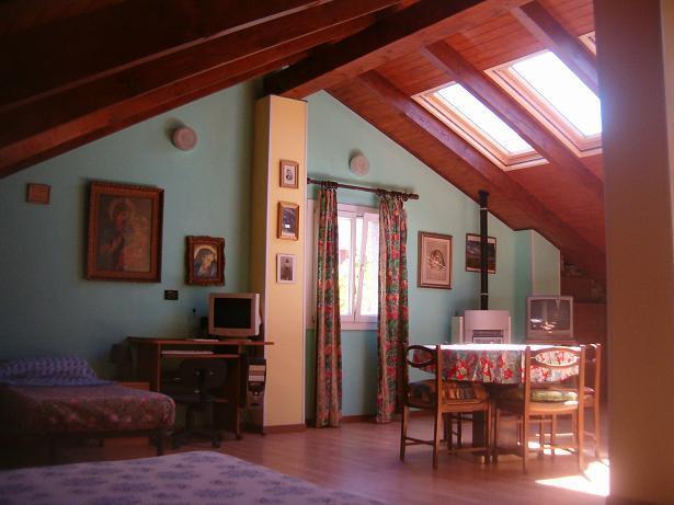 MANSARD - Bright Attic In A Single House - Turin - rentals