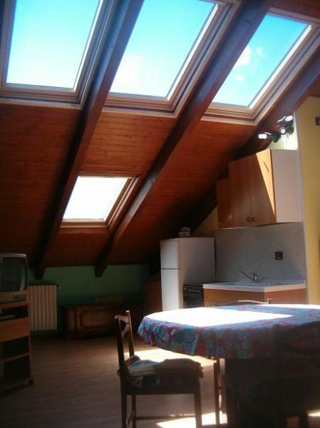 Bright Attic In A Single House - Image 1 - Turin - rentals