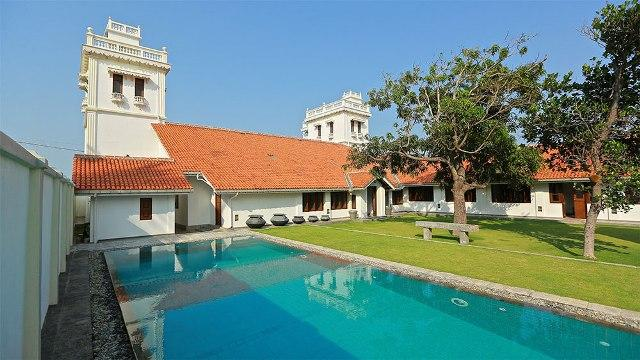 130 Yrs Heritage Villa in Front of Puttalam Lagoon - Image 1 - Puttalam District - rentals
