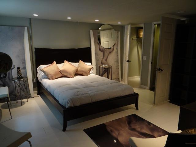 Bedroom - Sag Harbor Designer's Private Apartment - Sag Harbor - rentals