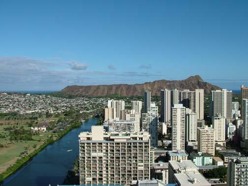 (Waikiki) Island Colony 35th floor, Quality Studio - Image 1 - Honolulu - rentals