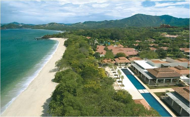 Playa Conchal Beach Club Ariel View - What a View from this - Playa Conchal - rentals