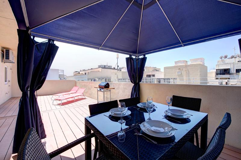 015 Effulgent, Midmost, Sliema penthouse - Image 1 - Sliema - rentals