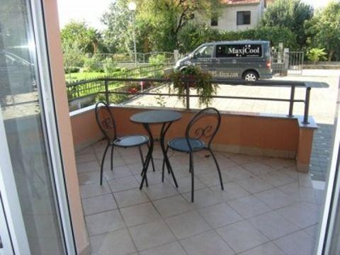 JurAn Sukosan-Croatia: Apartment A1 (3+1) - Image 1 - Dalmatia - rentals