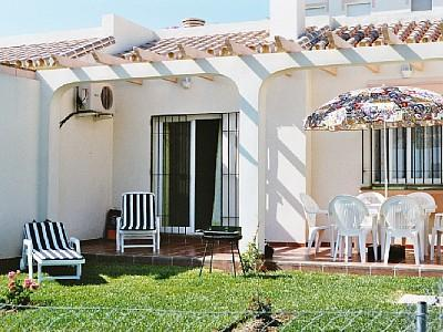 Double Terrace and Private Garden - Luxury 2 Bedroom Villa in Torrox near Nerja, Costa del Sol - El Morche - rentals