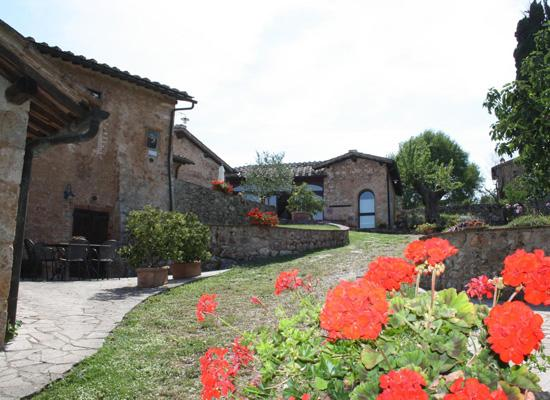 Contryhouse near siena: Apartment 3 Person - Image 1 - Sinalunga - rentals
