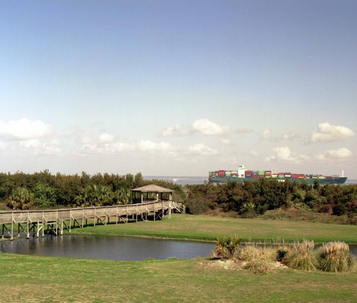 2BR, 2BA Duplex - Captain's View Lyxury Properties - Image 1 - Tybee Island - rentals