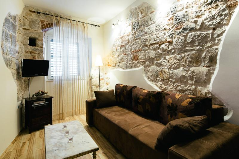 Marul apartment in heart of Split - Image 1 - Split - rentals