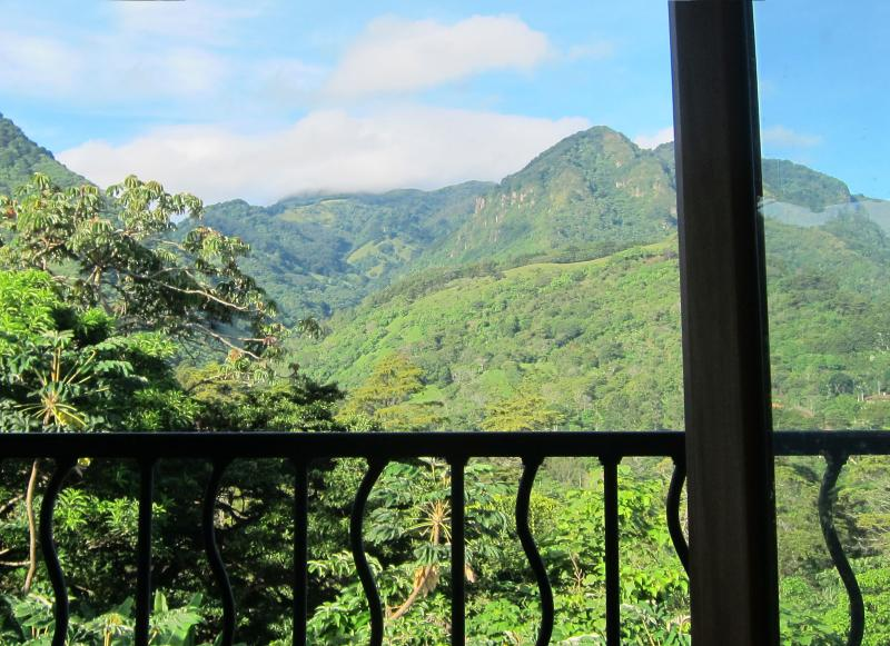 View from the bed - The Orchard Mountain View Retreat - Escazu - rentals