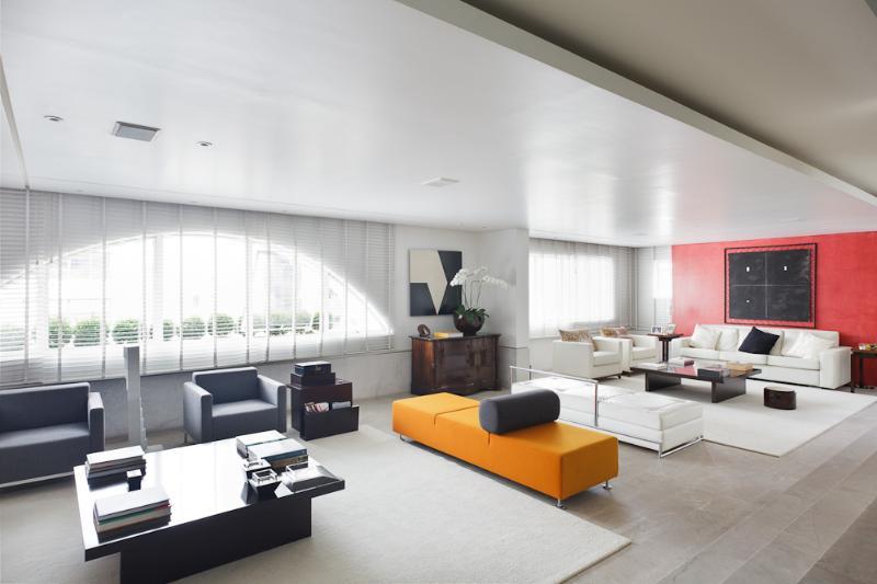 Exclusive 4 Bedroom Apartment in Jardins - Image 1 - Sao Paulo - rentals
