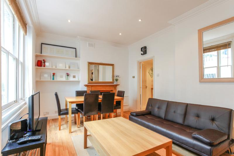 Charming 2 bedrooms flat in Chelsea/South Kensington - Image 1 - London - rentals