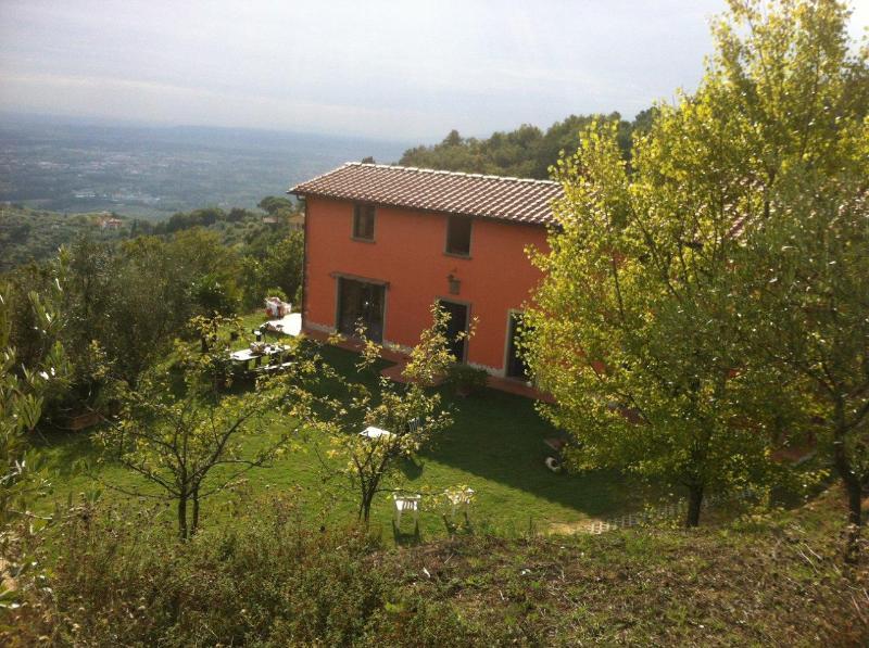 View - Casa al Vento - Pistoia - rentals
