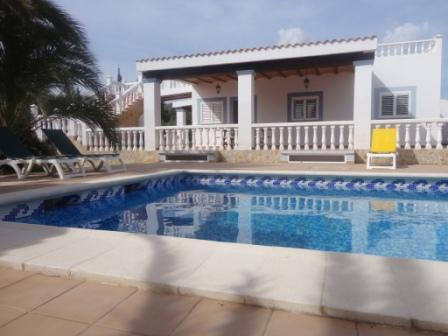 Villa sleeps 10 - Image 1 - Sant Jordi - rentals