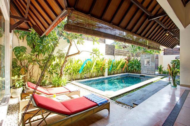 Exterior - Villa Timeo in SEMINYAK 2BR for 4/5 Pax - Seminyak - rentals