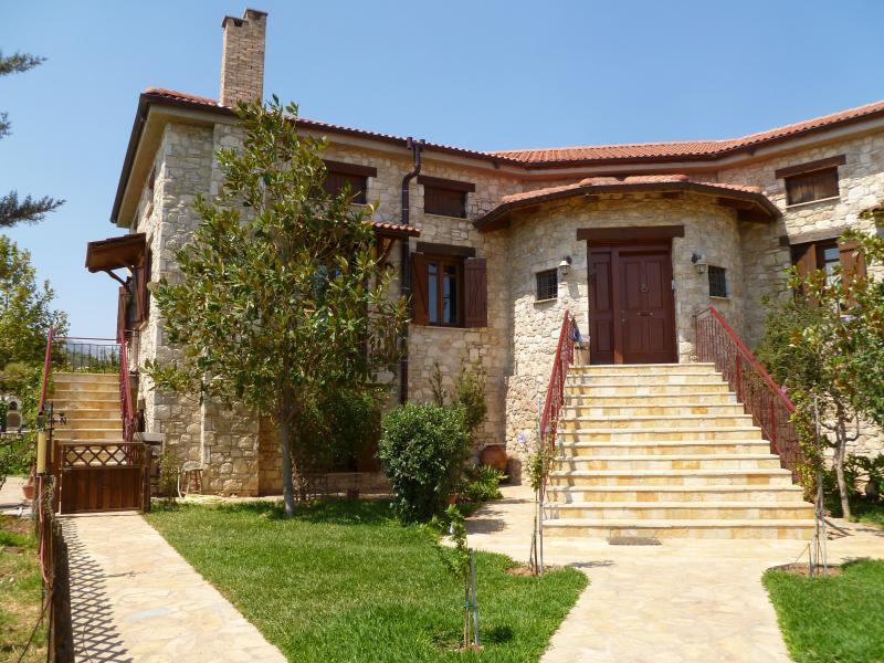 Steliana's cottage - Steliana's happy sunny pool cottage near Athens GR - Athens - rentals