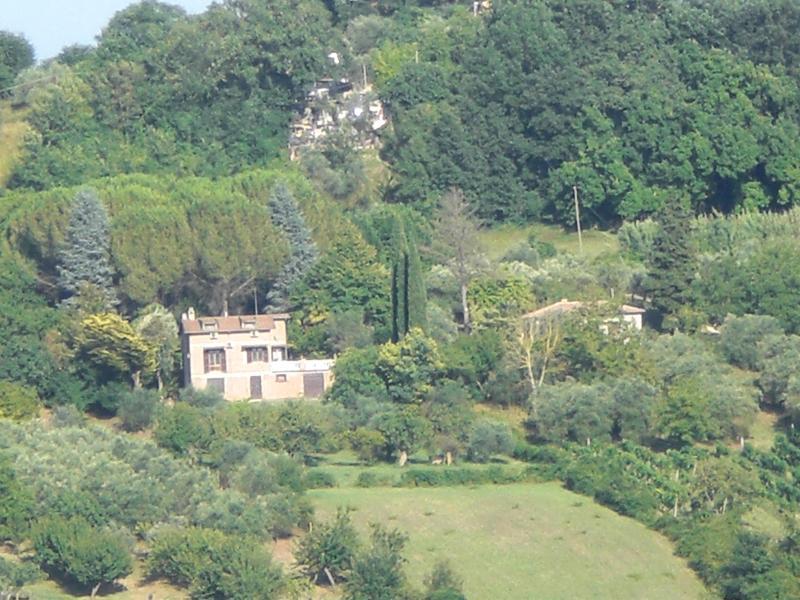 the house - Villa dei Pini in Magliano Sabina with amazing terrace - Rieti - rentals