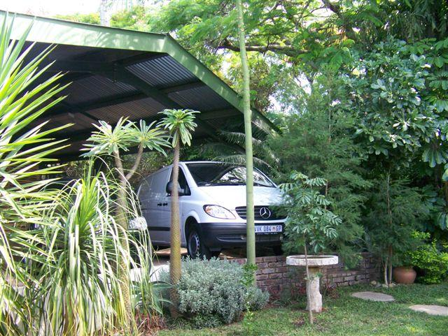6 Miller secure parking - Self-Catering Exclusive - Nelspruit - rentals