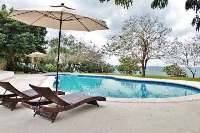 Casa Refugio - Oceanfront, Pool, Main Villa and Guest Bungalow - Image 1 - Cozumel - rentals
