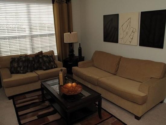 Sitting Room - VC3C4024BD-310 3 Bedroom Condo in Vista Cay Near Major Theme Parks - Orlando - rentals