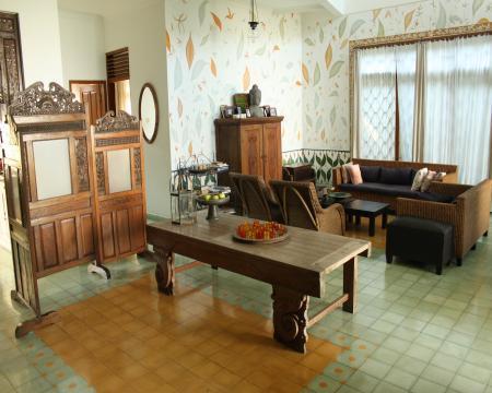 Living room - Seturan Vacation House - Yogyakarta - rentals