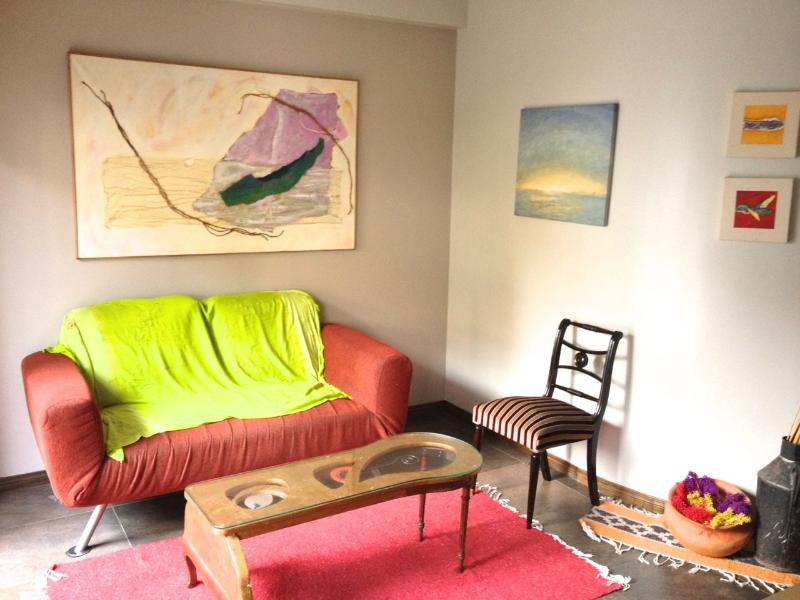Living room - Cosy 1 bedroom apartment in the heart of Palermo - Buenos Aires - rentals