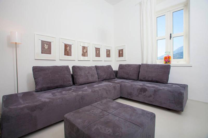 Living room - A charmer in Makarska's historic town centre - Makarska - rentals