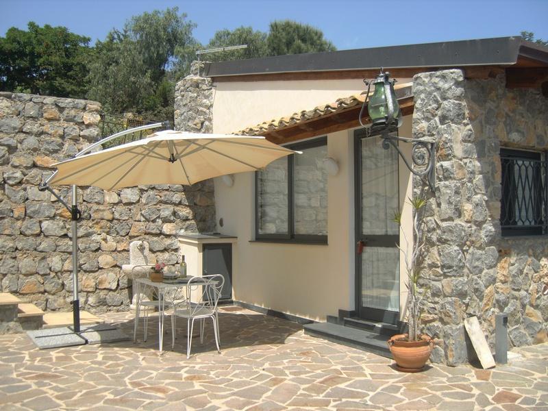 outdoor - CasaInserra - Palermo - rentals
