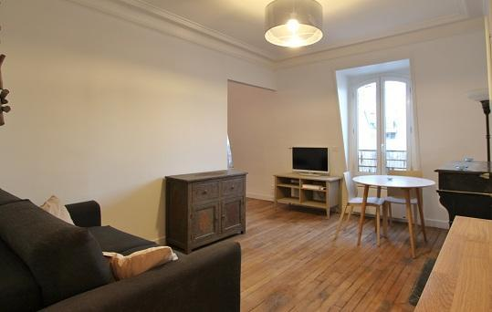 Relais Eiffel: Luminous one bedroom,4P with the view of Eiffel Tower - Image 1 - Paris - rentals
