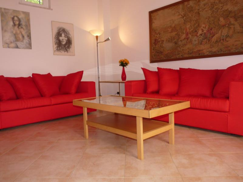 italian riviera appartment in villa - Image 1 - Rapallo - rentals