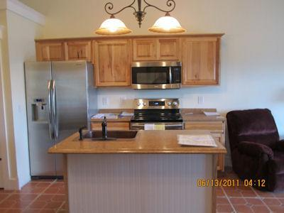 Kitchen - Bay View Condo in Rockport Maine - Brockport - rentals
