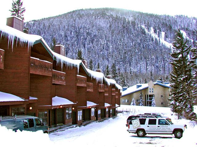 Viewing Al's Run and Taos Ski Valley's world class mountain summer, fall, winter and spring and experience a best kept secret - Twining 9 - Arizona - rentals