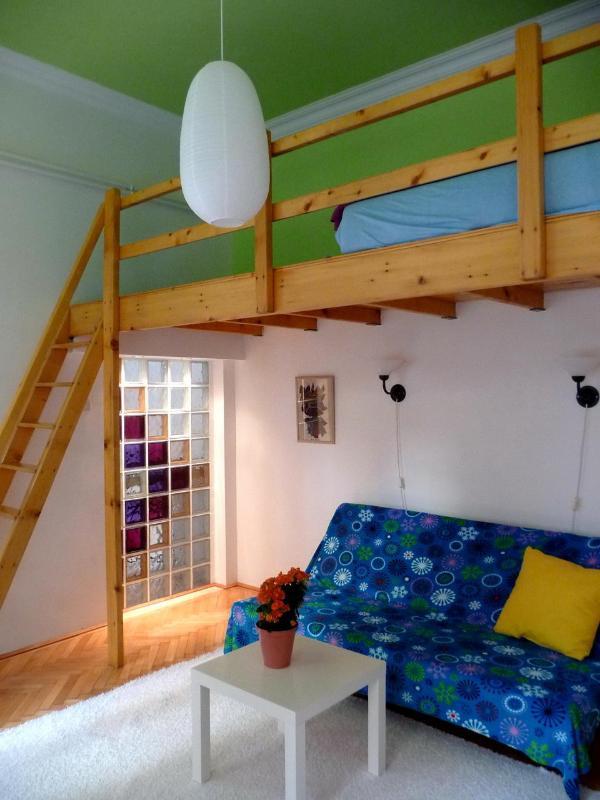 Living room - Ribollita - Budapest - rentals