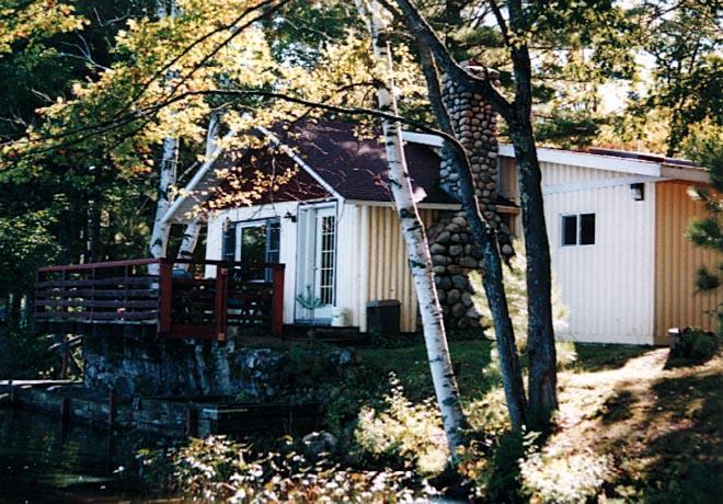 Cabin Shoreline - The Fisherman's - Rhinelander - rentals