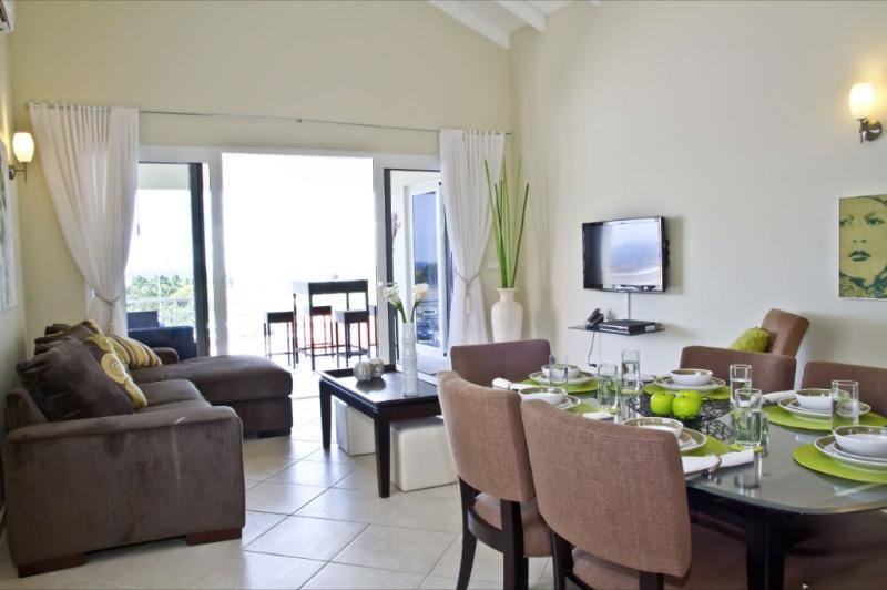 Royal Palm Resort. Luxury 2B-room Apart ocean view - Image 1 - Willemstad - rentals