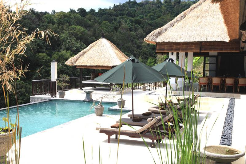 Villa Bayu: New and very Luxurious Villa with Staff and Amazing View! - Image 1 - Lovina - rentals
