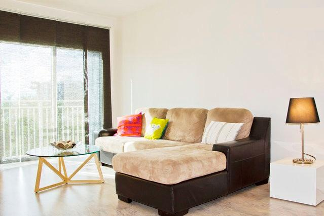Modern Coral Gables 1 Bdrm Sleeps 4 Miracle Mile - Image 1 - Coral Gables - rentals