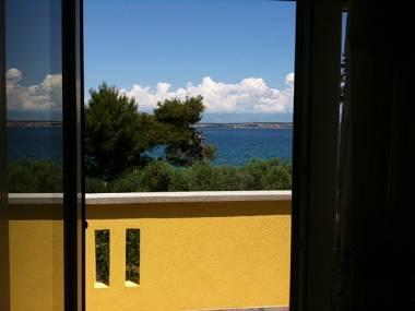 SA2(2+1): terrace view - 8312 SA2(2+1) - Sutomiscica - Sutomiscica - rentals